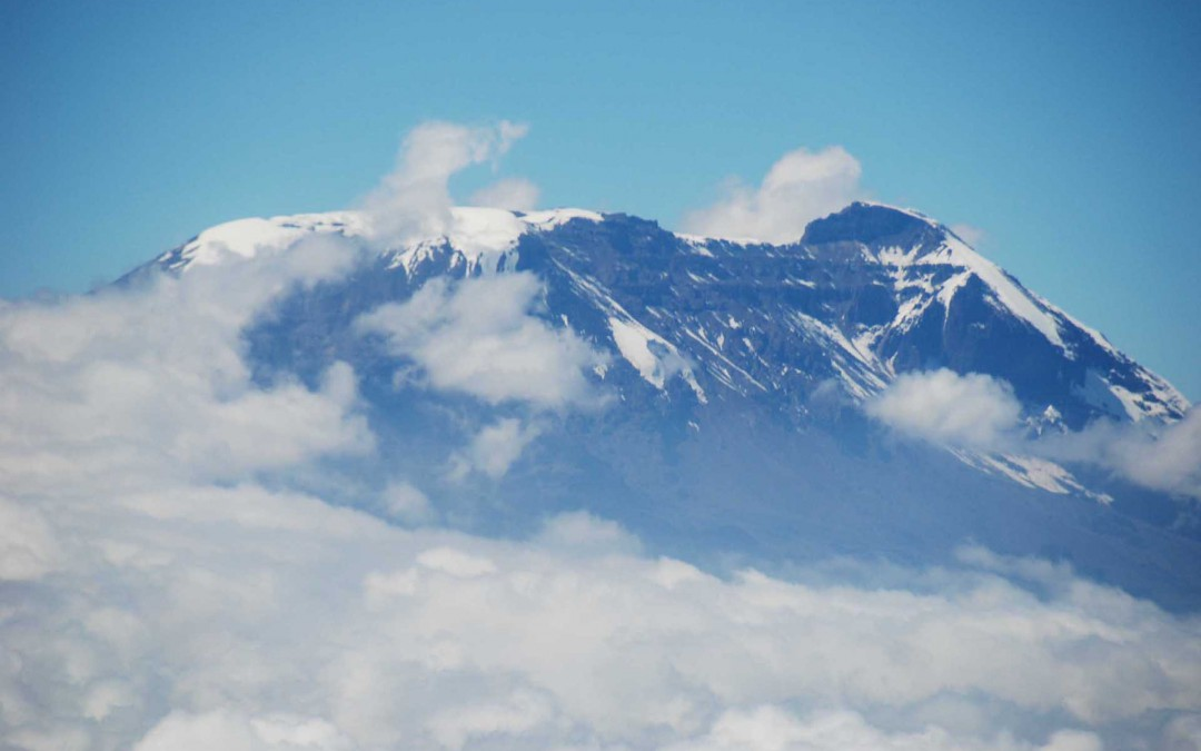 Conquering Kilimanjaro to Defeat Child Slavery